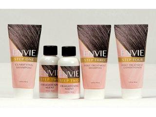 ENVIE Hair Straightening System