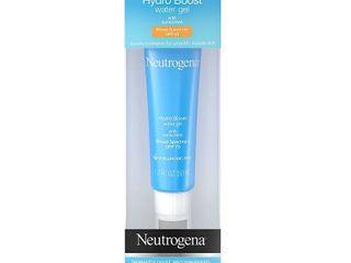 Neutrogena Hydro Boost Hyaluronic Acid Gel Face Cream   1 7 fl oz