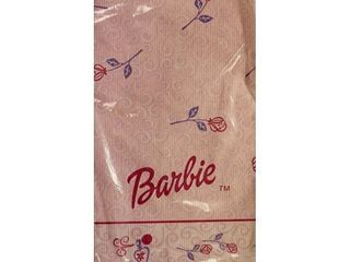 6 Barbie  Enchanting  Paper Table Cover