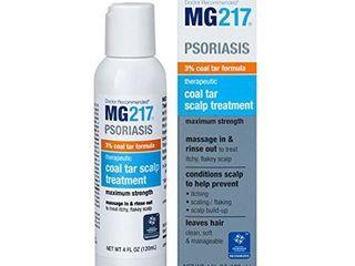 MG217 Psoriasis Therapeutic Scalp Treatment   SHAMPOO