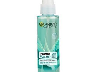 Garnier SkinActive Hydrating Facial Mist with Aloe Juice   4 4 fl oz