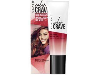 Clairol Color Crave Hair Makeup Ruby   1 5 fl oz