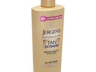 Jergens Natural Glow Tan Extender Daily Moisturizer 7 5 fl  oz  Pump