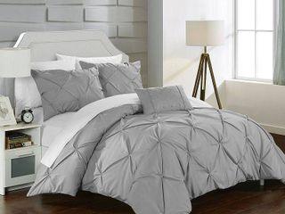Chic Home Daya Duvet Cover Set Bedding   King