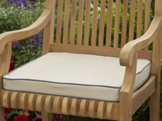 Kokomo Teak Dining Chair Cushions   Set of 2