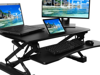 Airlift Sit Stand Workstation
