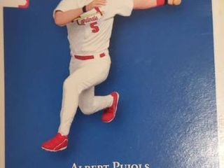 Hallmark Ornament 2005 At the Ballpark  10   Albert Pujols