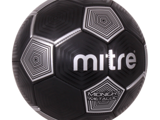 Mitre Metallic Soccer Ball