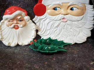 lot of Xmas Ceramics