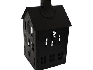 Better Homes   Gardens Black House Candle Holder lantern