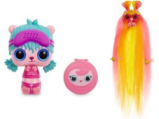 Pop Pop Hair Surprise 3 in 1 Pop Pets with long Brushable Hair