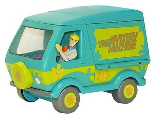Scooby Doo Mystery Machine Play Set