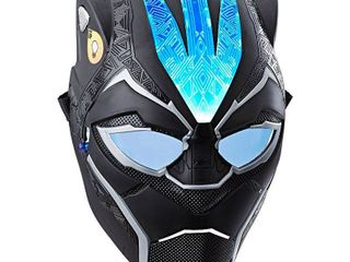 Marvel Black Panther Vibranium Power FX Mask  Boy s  Multi Colored