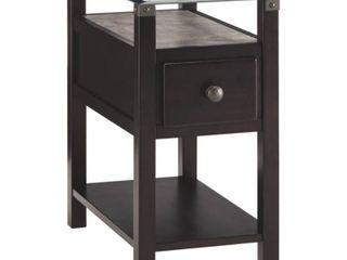 Diamenton Contemporary Chair Side End Table Multi  Retail 141 74