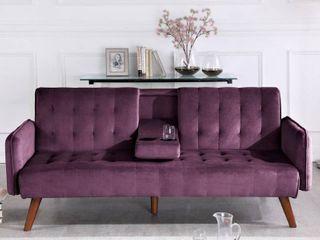 Carson Carrington Salsater Convertible Sleeper Sofa Bed  Retail 318 49