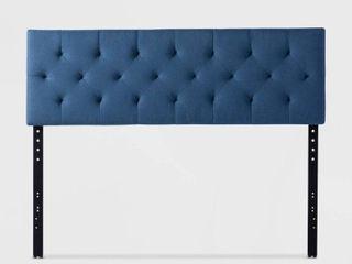 Brookside Emmie Adjustable Upholstered Headboard  Retail 139 99