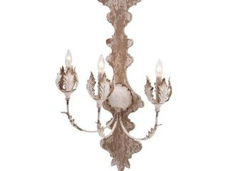 lizzie Wall Sconce   Hardwired