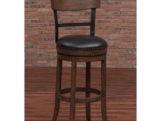 Siena 34 inch Swivel Tall Bar Stool by Greyson living
