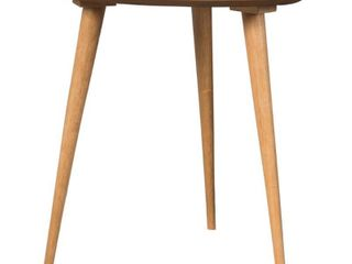Naja Mid Century Wood End Table by Christopher Knight Home