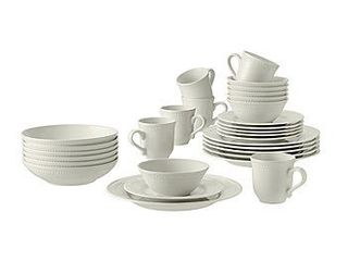 20 piece Dining ware set Square Dishes