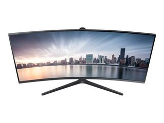 Samsung 34  TAA Compliant Curved Monitor  HDMI  Retails 642