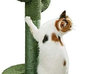 PetnPurr Cactus Cat Scratcher a Protect Your Furniture with Natural Sisal Scratching Posts and Pads