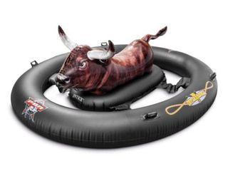 Intex Vinyl Inflatabull PBR Rodeo Bull Pool Float