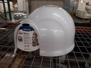 Petmate Booda Dome Clean Step Cat litter Box lid