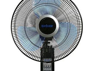 Hurricane 736565 fan  16 Inch  Black