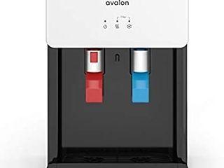 Avalon B8wht Touchless Countertop Bottleless Water Cooler Water Dispenser   Hot