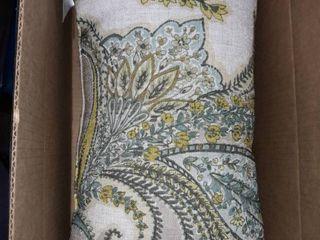Pillow Perfect Rimby Dune Throw Pillow   Tan  18 5 x11 5