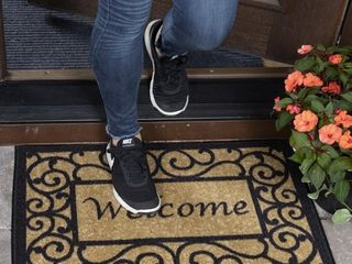 OTTOMANSON Doormat  20  X 30  Beige Welcome