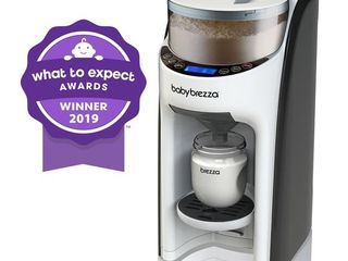 Baby Brezza Formula Pro Automatic Dispenser Machine Easy To Use Black   White