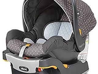 Chicco Keyfit Infant Car Seat and Base with Car Seat  lilla