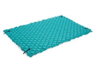 Intex Giant 9 5  Inflatable Floating Water Swimming Pool lake Mat Platform Pad