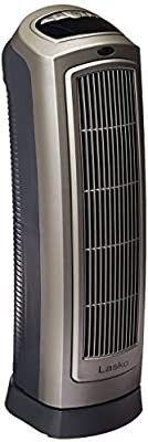 lasko 755320 Ceramic Space Heater 8 5 l x 7 25 W x 23 H inches
