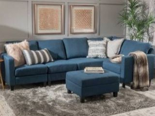 Zahra sofa sectional end piece