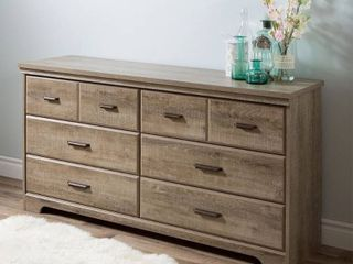 BOX 1 of 2 Versa Country Cottage Double Dresser Retail 341 99