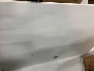 White Desk Top 30x48  Desk top only