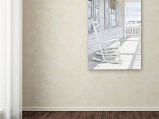 The Macneil Studio  Rocking Chair  Canvas Art