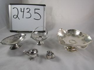 2 Birks Silver plate pc    Made in England pc