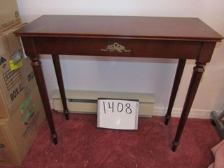 Console Table  32  x 12  x 28 5  H