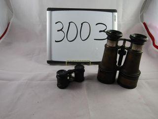 Binoculars  Chevalier Opticien  Paris
