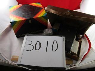Polaroid Colour Pac 80  Polaroid land camera