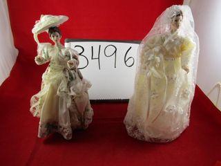 Dolls  Bride   Southern Belle   musical