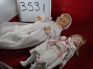Baby Doll and another doll