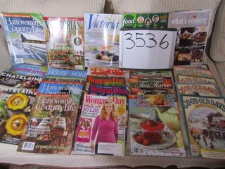 Selection of magazines  Good Old Days  3