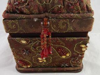 Made in India Jewellery box 5  x 7
