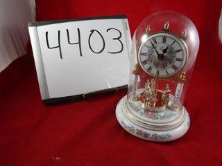 Argo anniversary clock