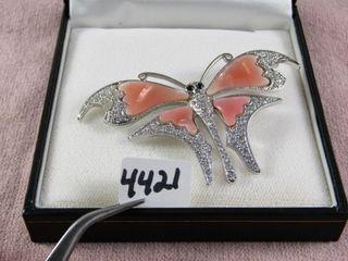 Fifth Avenue Butterfly brooch